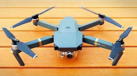 Este Dron te va a Sorprender..