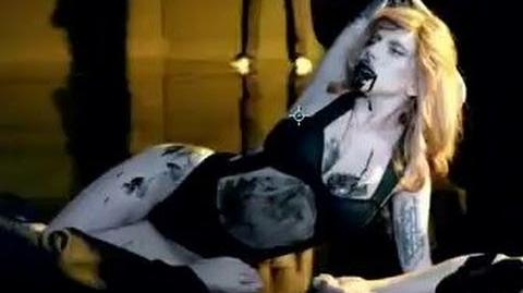 Lady Gaga - Fame - Full Official Commercial (New Perfume Film)