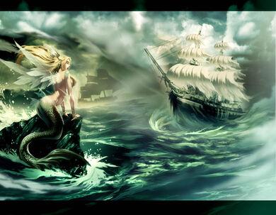 The Mermaid Song by GENZOMAN.jpg