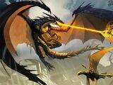 La historia de los Dragones