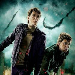 Fred e Jorge Weasley