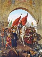 Ulazak u konstantinopol