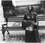 Statua Marija Kunic
