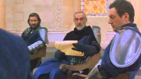 First Knight 1995 The great speech of King Arthur of Camelot