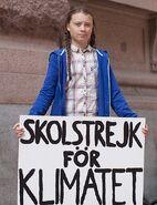 461px-Greta Thunberg 4
