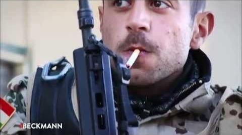 Unser Krieg? Deutsche Kämpfer gegen IS-Terror