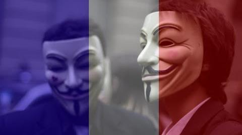 Anonymous - Operation Paris OpParis