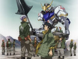 Mobile Suit Gundam : Iron-Blooded Orphans