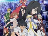 A Certain Magical Index The Movie : Miracle of Endymion