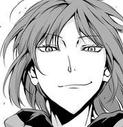 Loki Face Sword Oratoria Manga