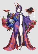 Shuten-douji nmu