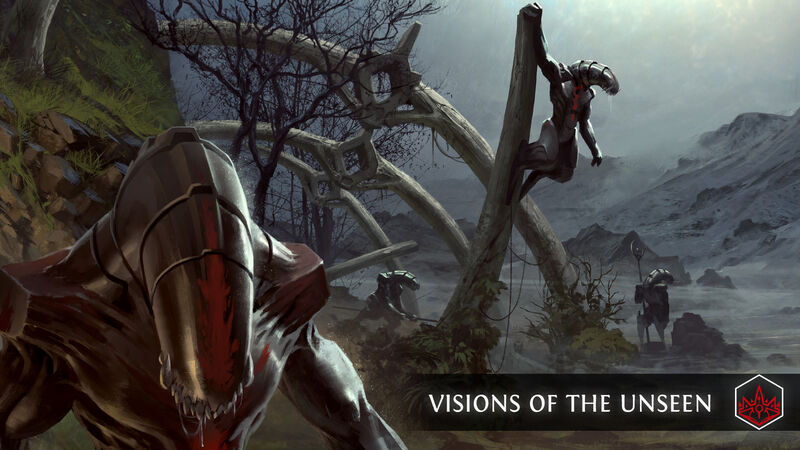 Visions of the Unseen