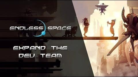 Endless Space - EXPAND THE DEV TEAM Trailer