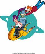 Futurama - Character Promo 2