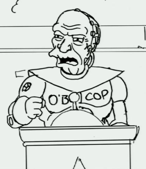 Conor O'Bocop