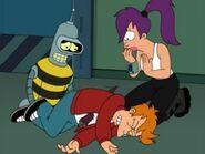 Philip J. Fry DIES!! 2