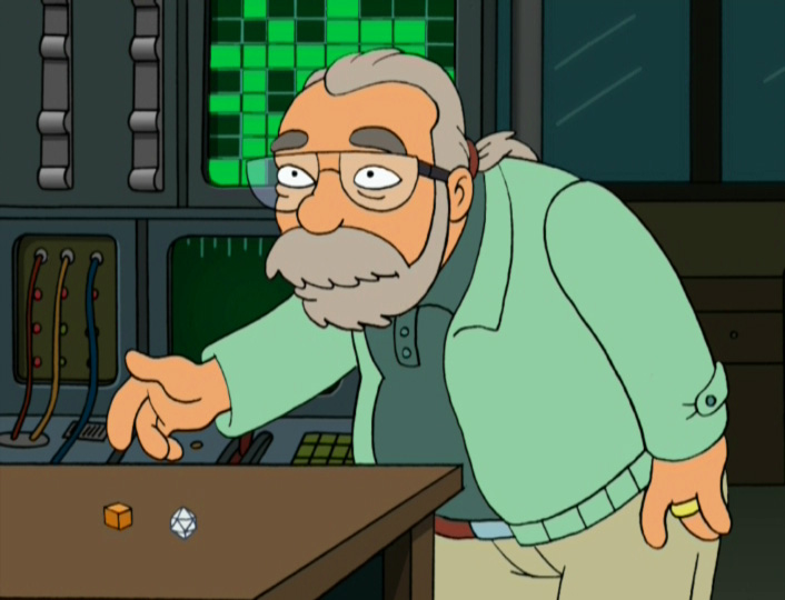 Gary Gygax (character)