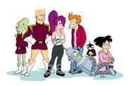Futurama - Character Promo