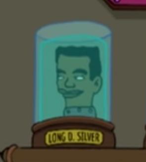 John silver long (dong) LEGEND