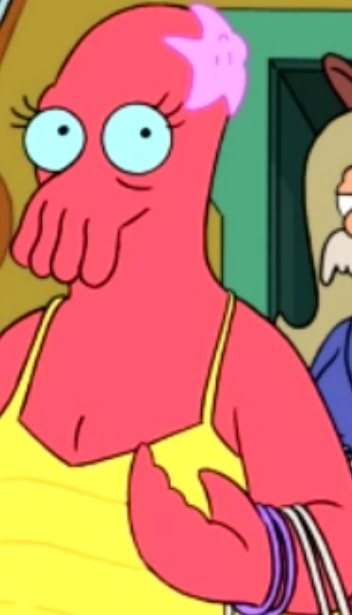 Female Zoidberg