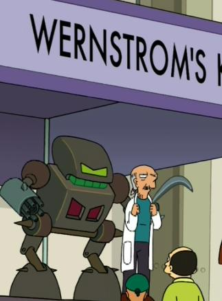 Wernstrom's Killbots