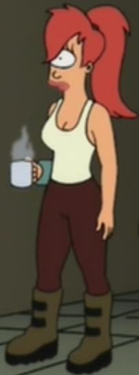 Turanga Leela (Universe 1)