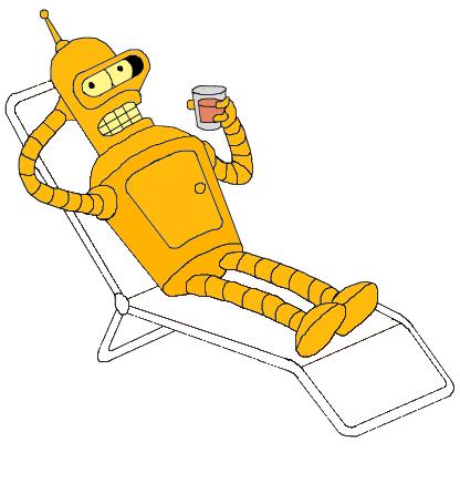 Bender Bending Rodríguez (Universe 1)