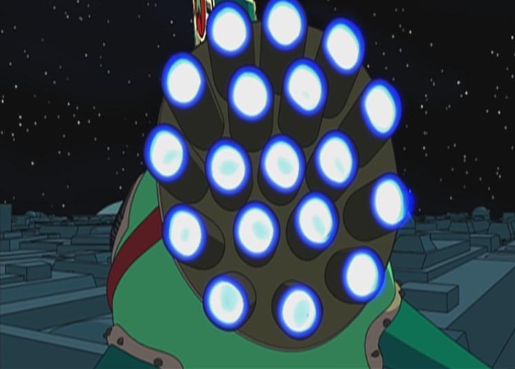 Dark matter engine