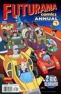 Futurama Annual Comics