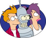 Futurama - Icon Promo