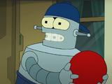 Bender Bending Rodríguez's First Born Son