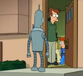 Bender Fry and Yancy