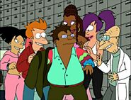 Futurama 214 - How Hermes Requisitioned His Groove Back
