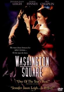 Washington Square 1997 DVD Cover.png