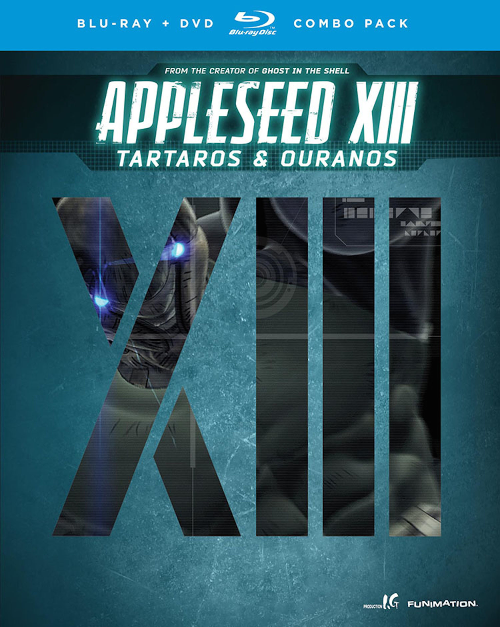 Appleseed XIII: Ouranos (2014)