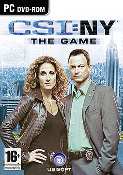 CSI:NY: The Game (2008)