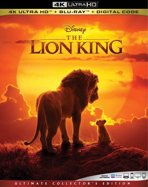 Disney The Lion King 2019 English Voice Over Wikia Fandom