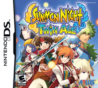 Summon Night: Twin Age (2008)