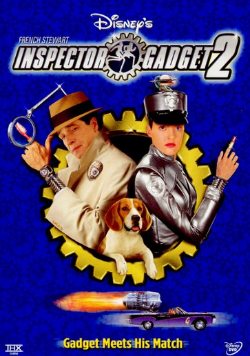 Disney's Inspector Gadget 2 (2003)