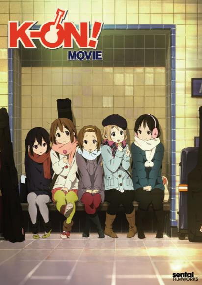 K-On! The Movie (2013)