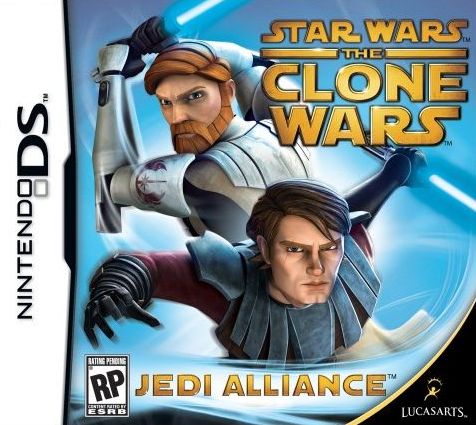 Star Wars: The Clone Wars: Jedi Alliance (2008)