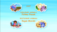 Dora the Explorer Episode 130 2012 Credits 1