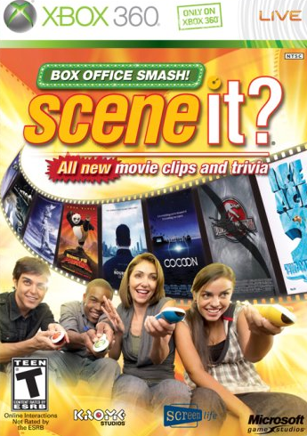 Box Office Smash! Scene It? (2008)