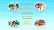 Dora the Explorer Episode 162 2015 Credits 2