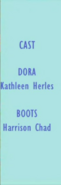 Dora the Explorer Episode 54 2003 Credits 1