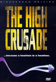 The High Crusade 1994 DVD Cover.PNG