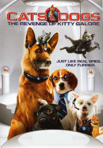 Cats & Dogs: The Revenge of Kitty Galore (2010)