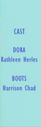 Dora the Explorer Episode 44 2003 Credits 1