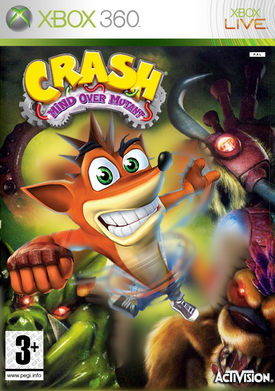 Crash: Mind over Mutant (2008)