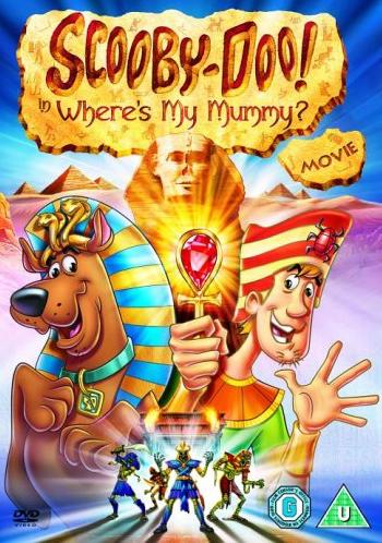 Scooby-Doo! in Where's My Mummy? (2005)